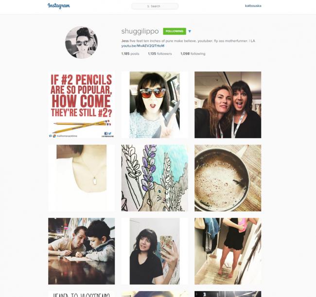 instagram shugg