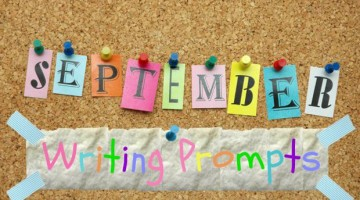 30 September Writing Prompts