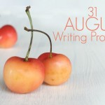 31 August Writing Prompts