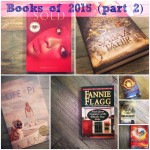 Writer's Workshop: Books of 2015 (Part 2)