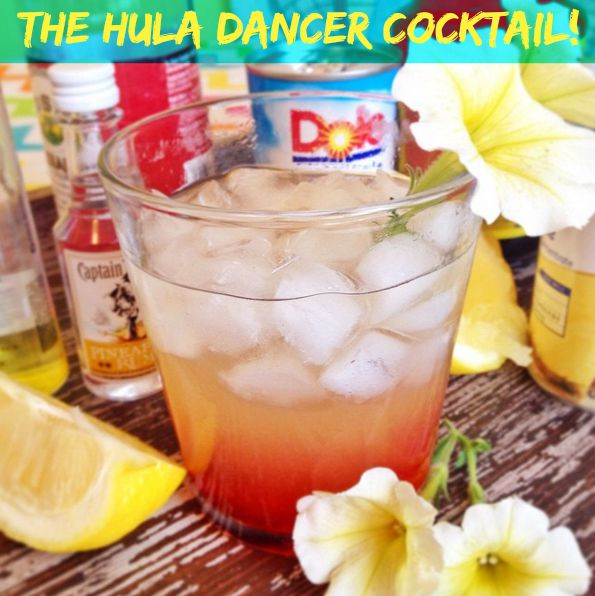 The Hula Dancer Cocktail2