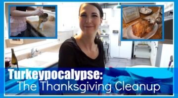 Turkeypocalypse: The Thanksgiving Cleanup