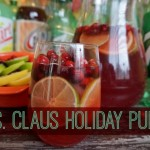 Mrs. Claus Holiday Punch and a $5 Movie Credit