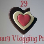 February Vlogging Prompts
