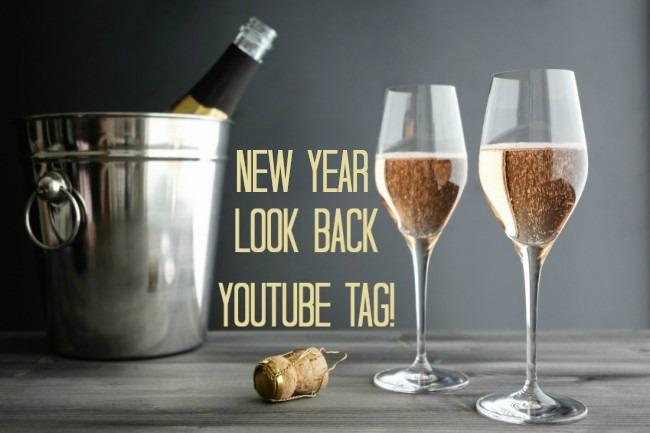New Year Look Back Tag