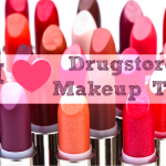 I Heart Drugstore Makeup Tag