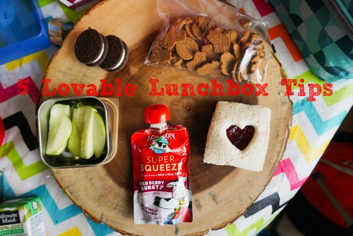 Lovable Lunchbox Tips