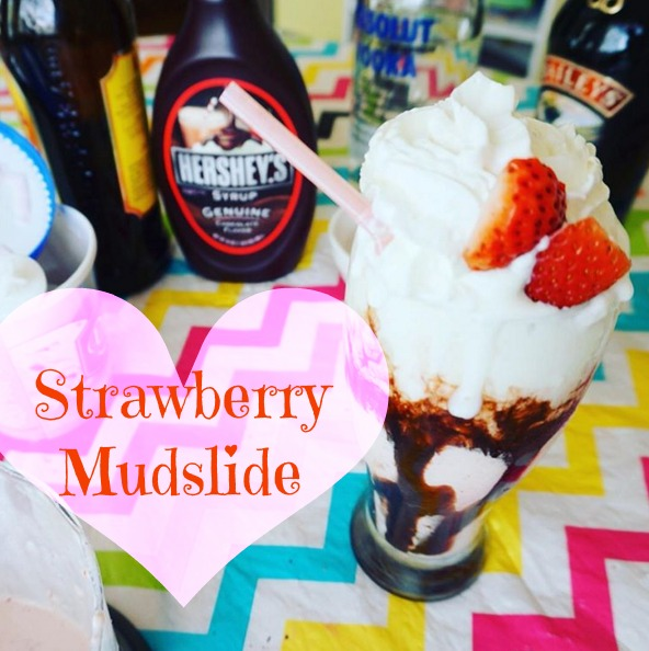 The Strawberry Mudslide