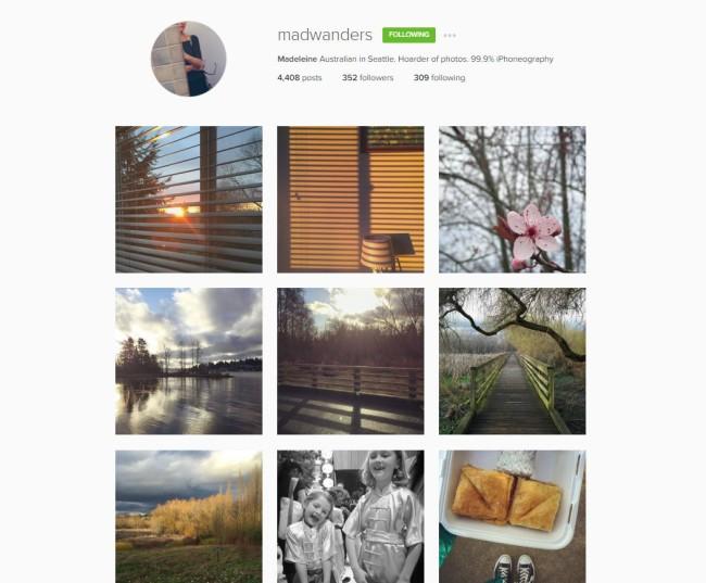 instagram madwanders