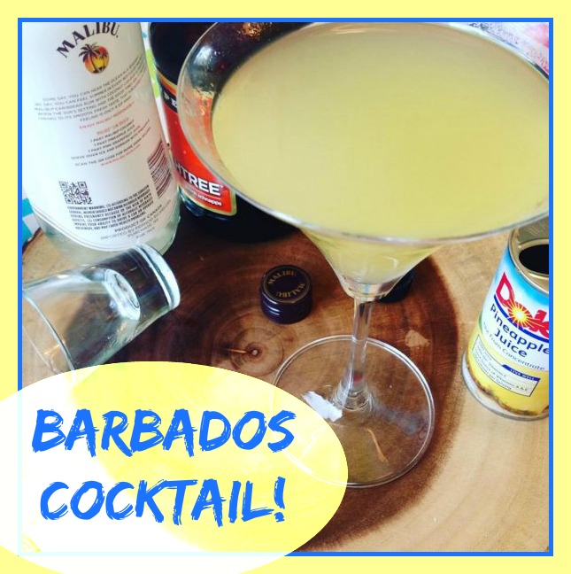 The Barbados Cocktail