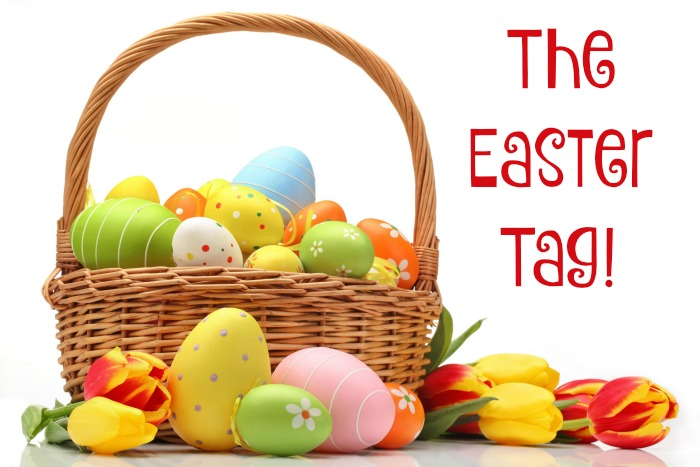 The Easter Tag