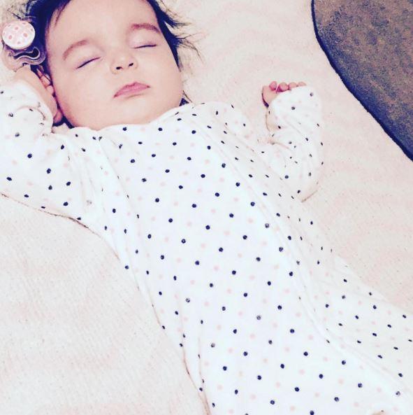 sleeping baby2