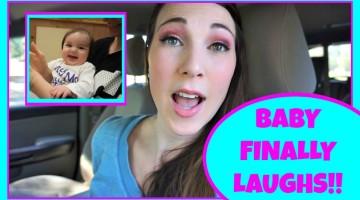 Vlogging Workshop: Baby Laughs!!