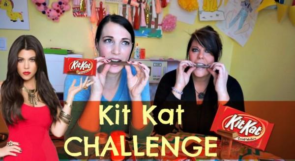 kitkat challenge