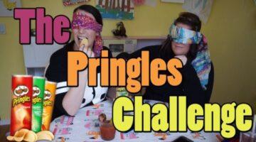 Vlogging Workshop: The Pringles Challenge