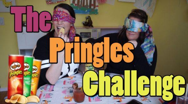 pringles challenge