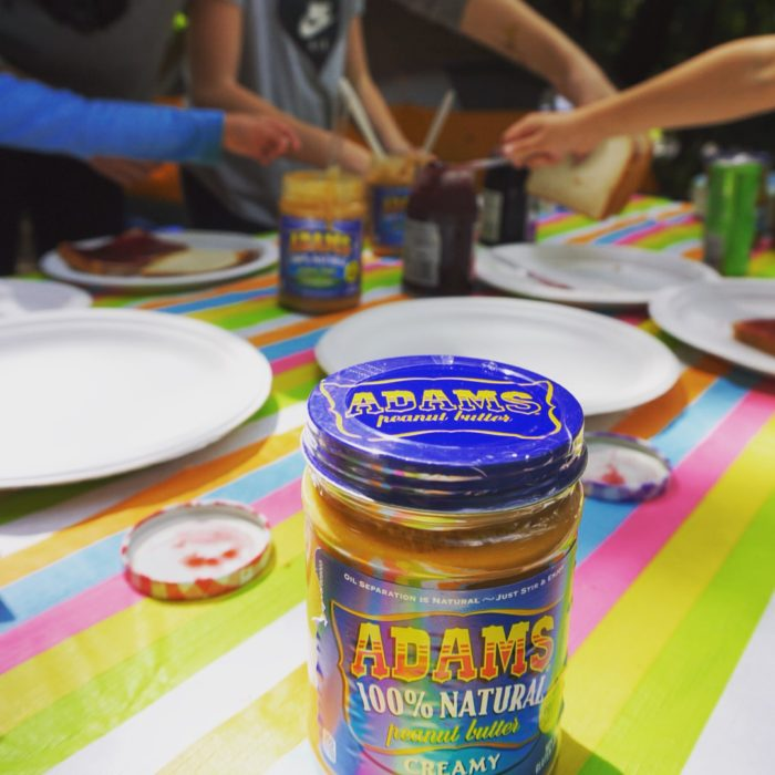 Adams Peanut Butter Community Picnic