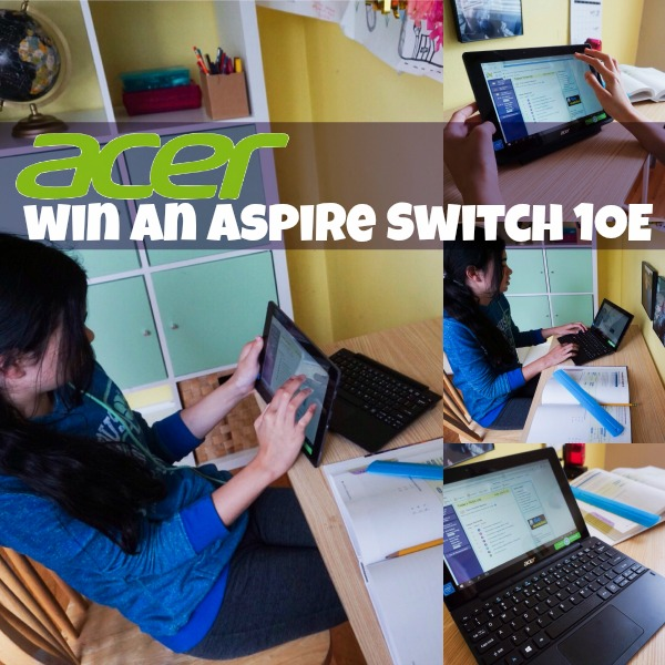 Acer Giveaway