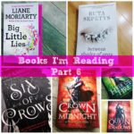 Writer's Workshop: Books I'm Reading (part 6)