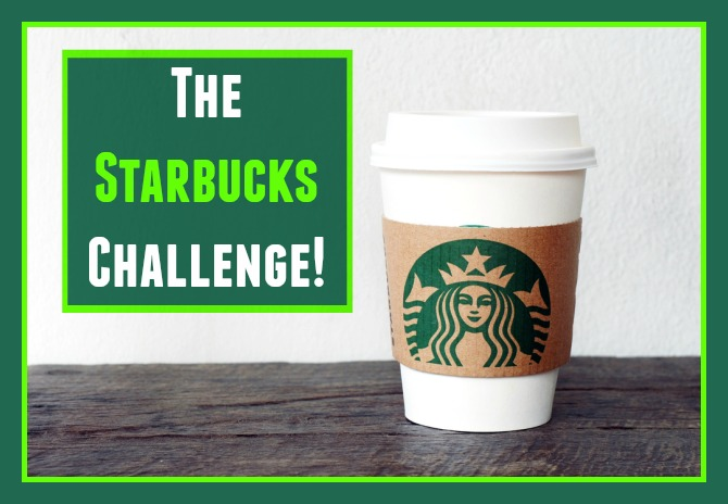 Starbucks Challenge