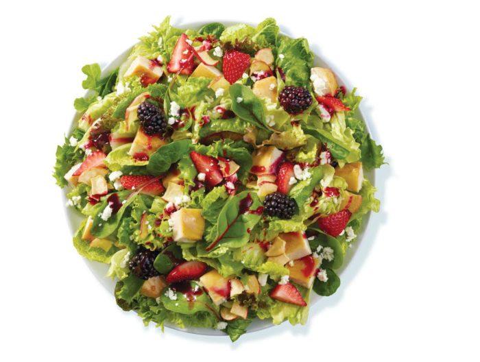 Wendys Summer Berry Chicken Salad2