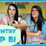 Vlogging Workshop: Country Music Top 5
