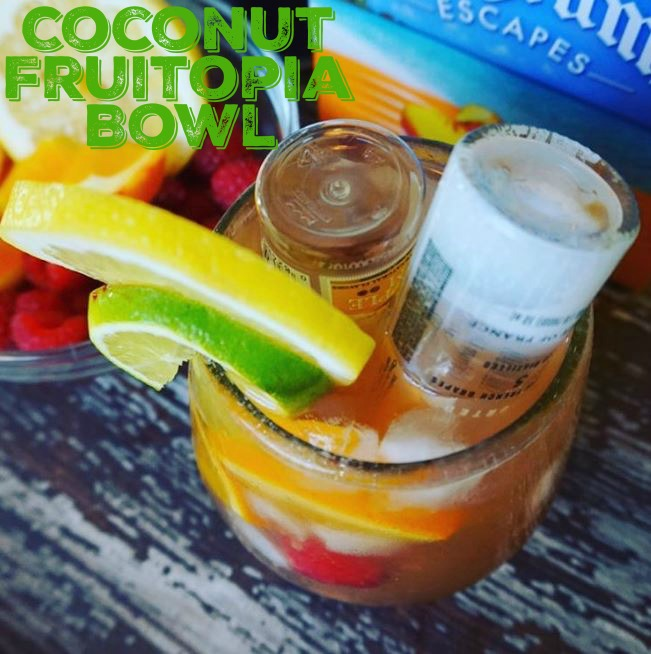 Coconut Fruitopia Bowl