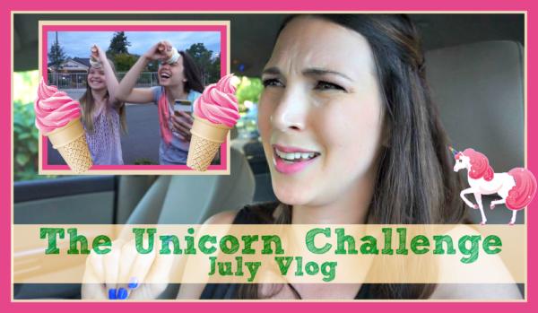 July Recap The Unicorn Challenge