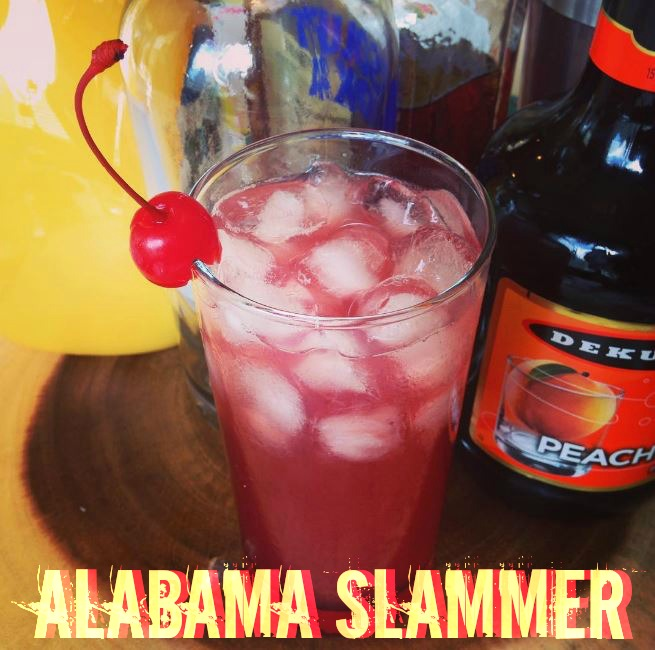 The Alabama Slammer