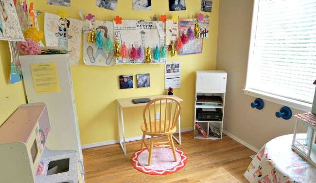 work space for kids