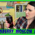 Blackberry Moscow Mule!