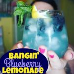 Bangin' Blueberry Lemonade