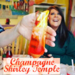 Champagne Shirley Temple