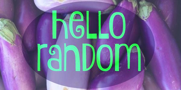 hello-random