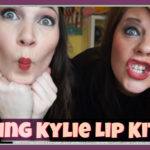 Trying Kylie Lip Kits