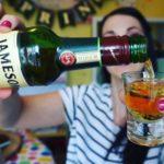 Irish Buck Cocktail