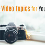 June Video Topics For YouTube