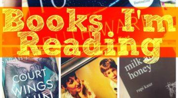 Writer's Workshop: Books I'm Reading (Part 9)
