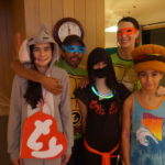 Writer's Workshop: He Hates Dressing Up For Halloween