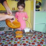 Baby Makes Easiest Pumpkin Bread