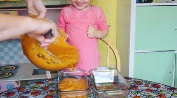 Baby Makes Easiest Pumpkin Bread
